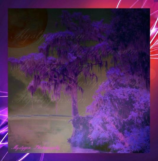 Mystic in Purple