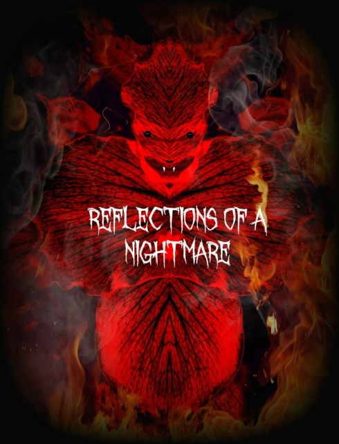 Reflections of a Nightmare cover