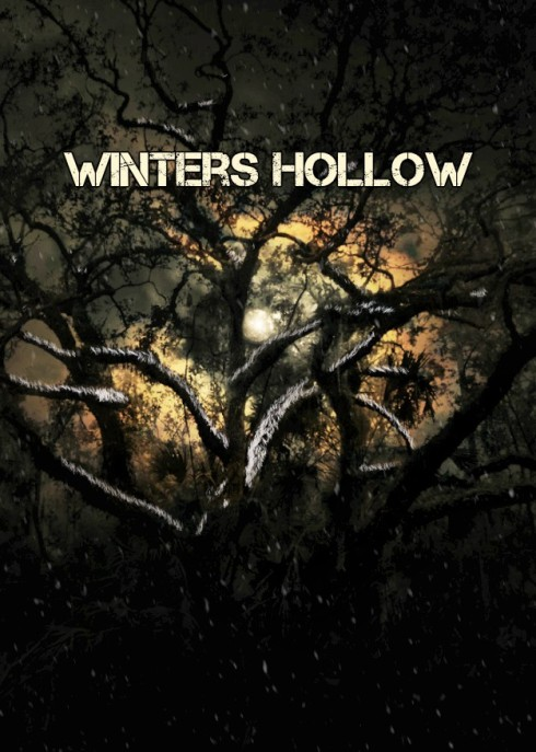 Winters Hollow wattpad cover