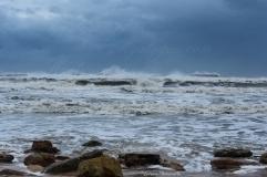 Hurricane Dorian off shore SA FLCRP